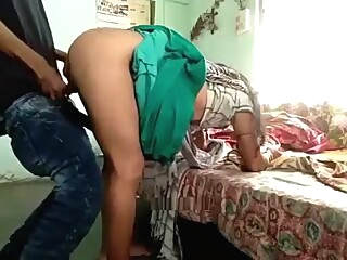 Indian couple romance and fucked amateur big ass big cock